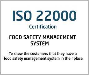 ISO 22000 Certification Thailand