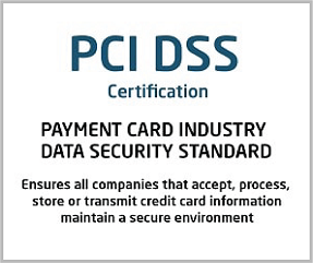 PCIDSS Certification